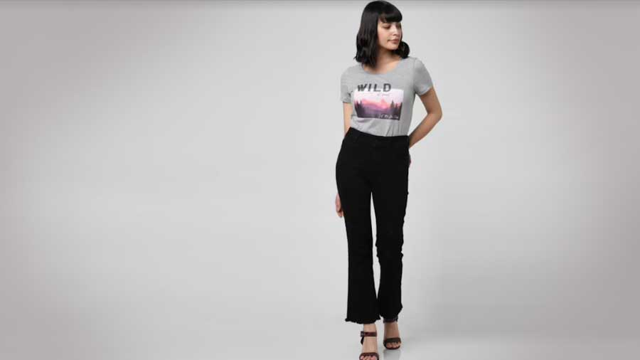 Bootcut Jeans from Vero Moda