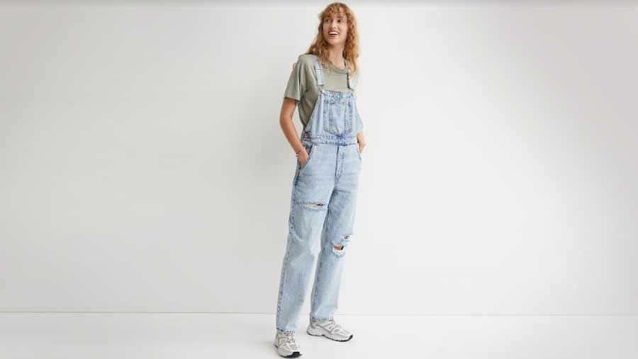 Dungarees from H&M