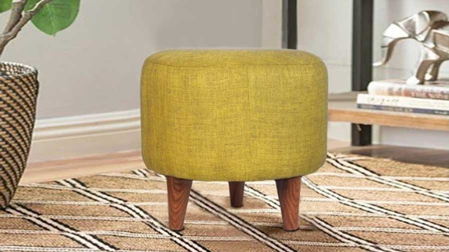 Olly Tripod Stool at The Artment