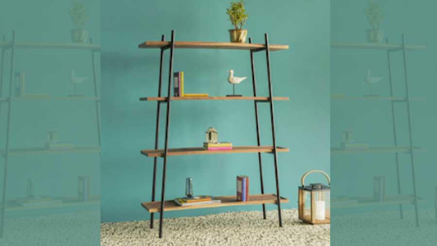 Dali Bookshelf, Pepperfry
