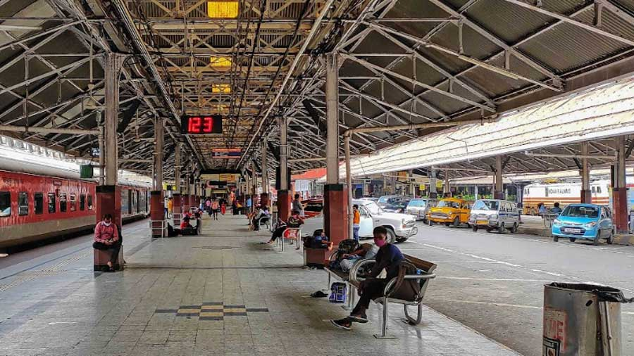 Howrah Station and its convenient car park