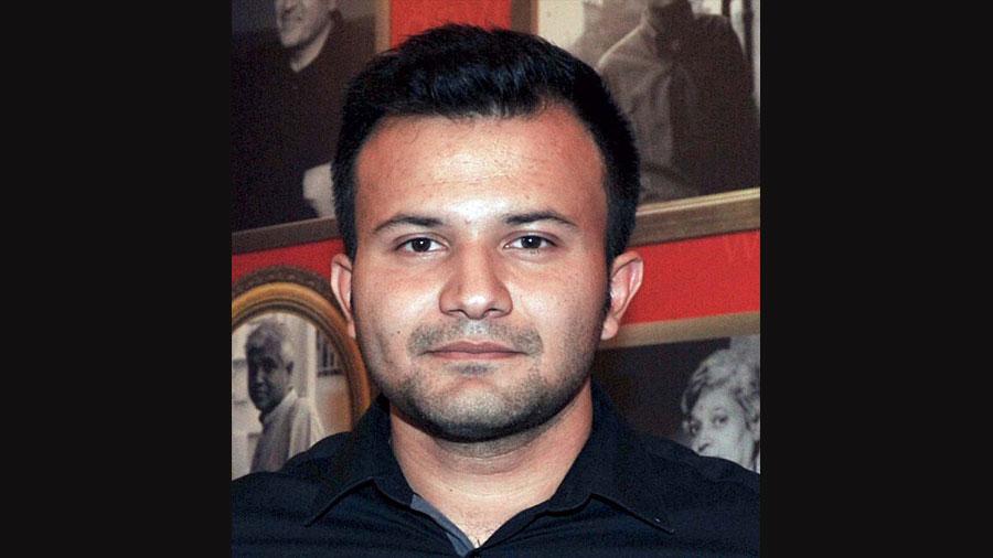 Dr Kaushik Talukdar.