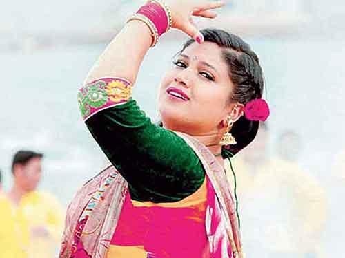 Bhumi in her debut film Dum Laga Ke Haisha