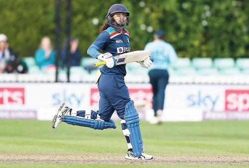 Cricketer Mithali Raj