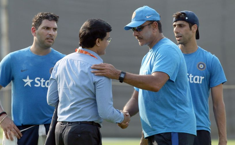 A whole bunch of players who served India with distinction grew into match-winning performers under Sourav's leadership