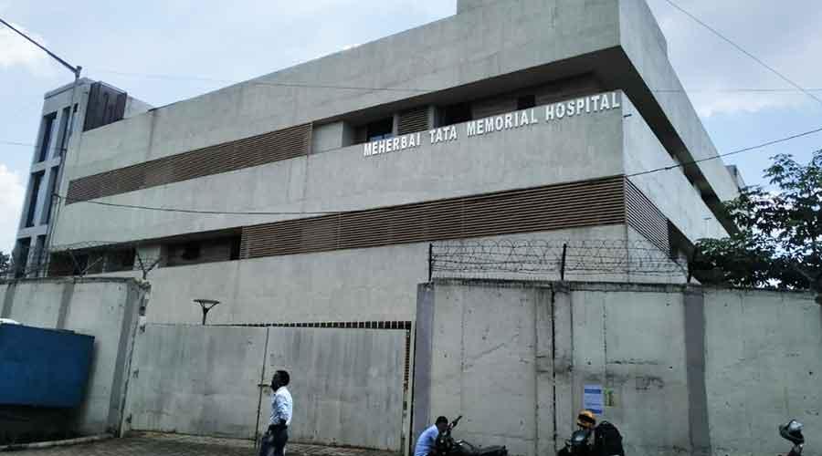 Meherbai Tata Memorial Hospital in Bistupur on Friday.