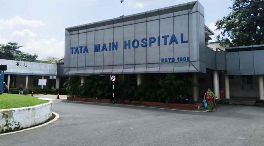 Tata Main Hospital on Friday.