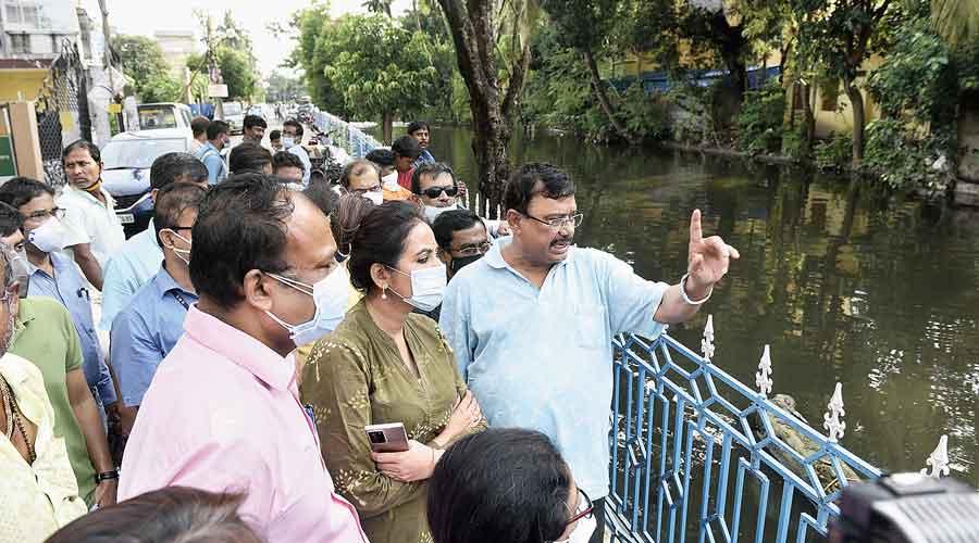 Lessons for Kolkata Municipal Corporation from Mukundapur