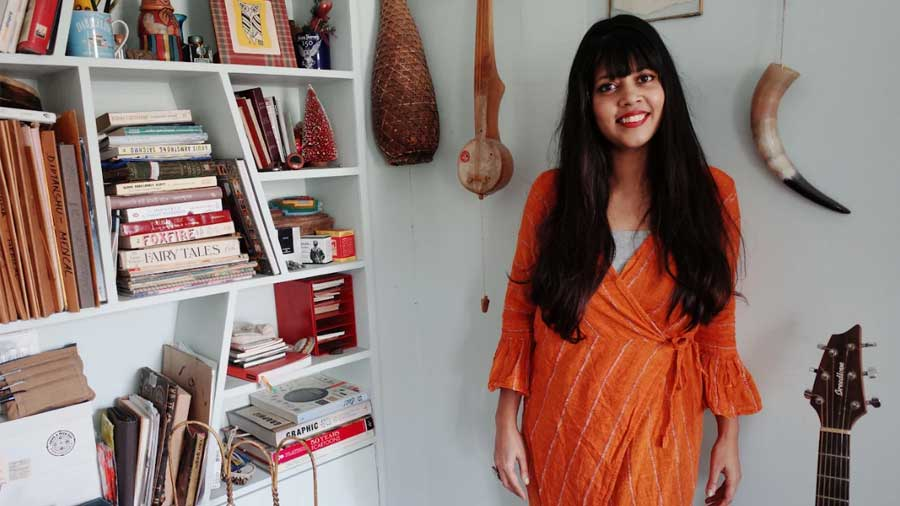 Karishma Siddique Roy says her Feluda series is a 'thank you' letter to Satyajit Ray