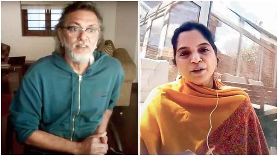Rakeysh Omprakash Mehra, Reeta Ramamurthy Gupta
