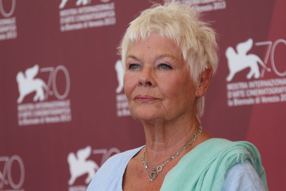As we toast Judi Dench (in picture) on her birthday tomorrow, we must toast too that future equivalent of hers in India and ask her to glare, glare into our philistinism and neutralize its heedless heroics.