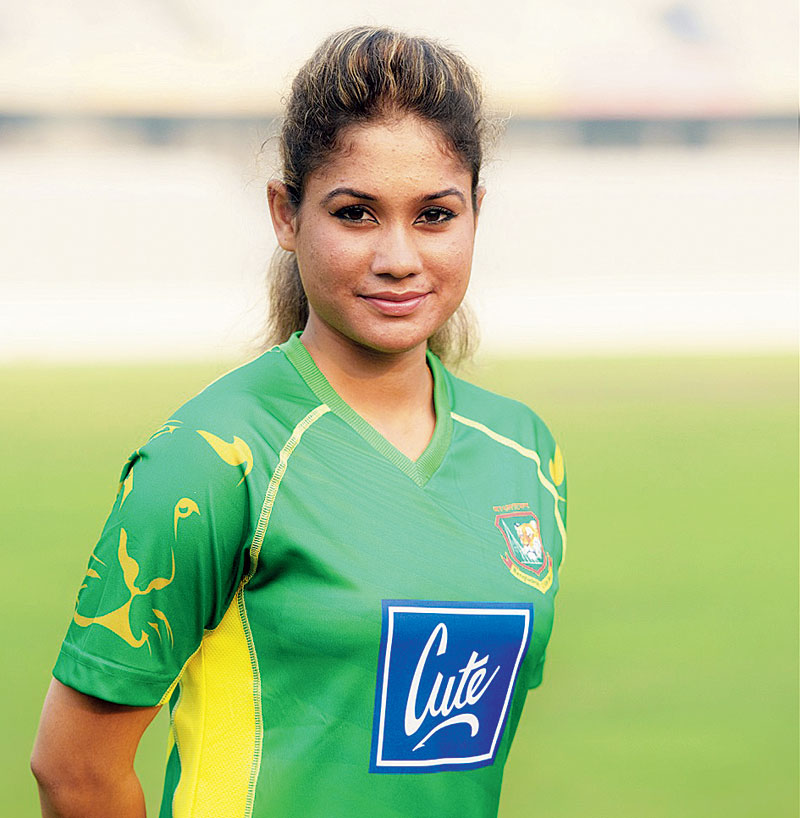 JAHANARA ALAM (BANGLADESH): Trailing only her captain Salma Khatun as Bangladesh's most successful T20I bowler, Alam's greatest cricketing moment till date came with the bat, when she hit the winning runs as Bangladesh upstaged India to claim the 2018 Asia Cup. One of the stand out bowlers in the last instalment of the World T20, Alam has a five-wicket haul to her name in T20Is, which she grabbed during a devastating bowling spell against Ireland in 2018. At 26, Alam is proceeding towards her prime and a good showing at the World Cup will only raise her stock in the women's game, as she looks to solidify her place in the record books of Bangladeshi cricket.