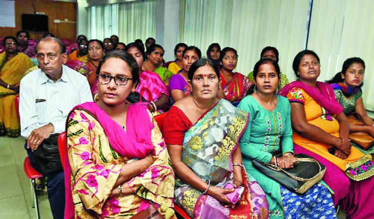 Women unsafe in own homes in Calcutta