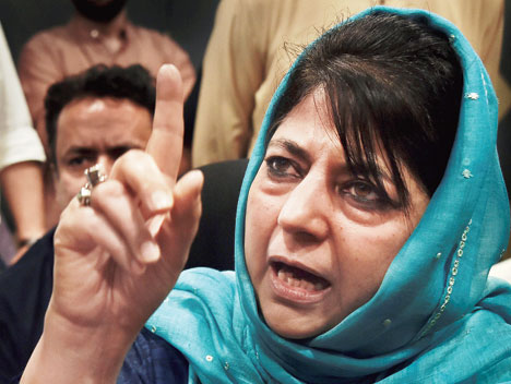 BJP ruined J&K and escaped: Congress