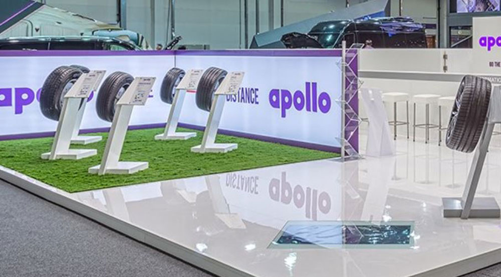 Apollo Tyres said its board has also recommended the capping of the promoter compensation at 7.5 per cent of profit before tax (PBT)