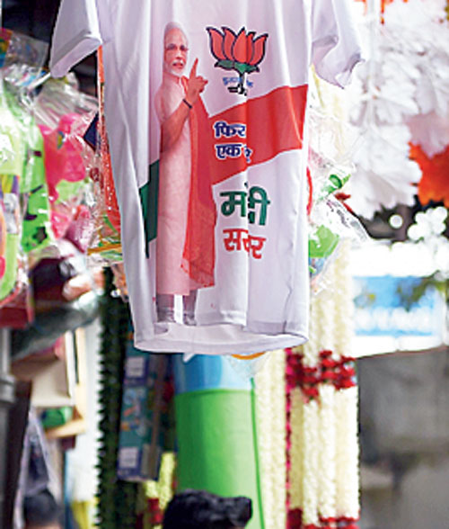 'Merch' ado about nothing? Narendra Modi's face may adorn fan merchandise, but many question the outcomes of his leadership