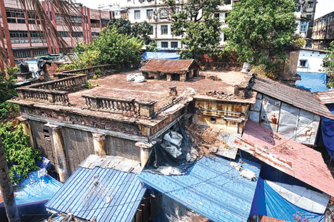 Parsis fear for city's first fire temple