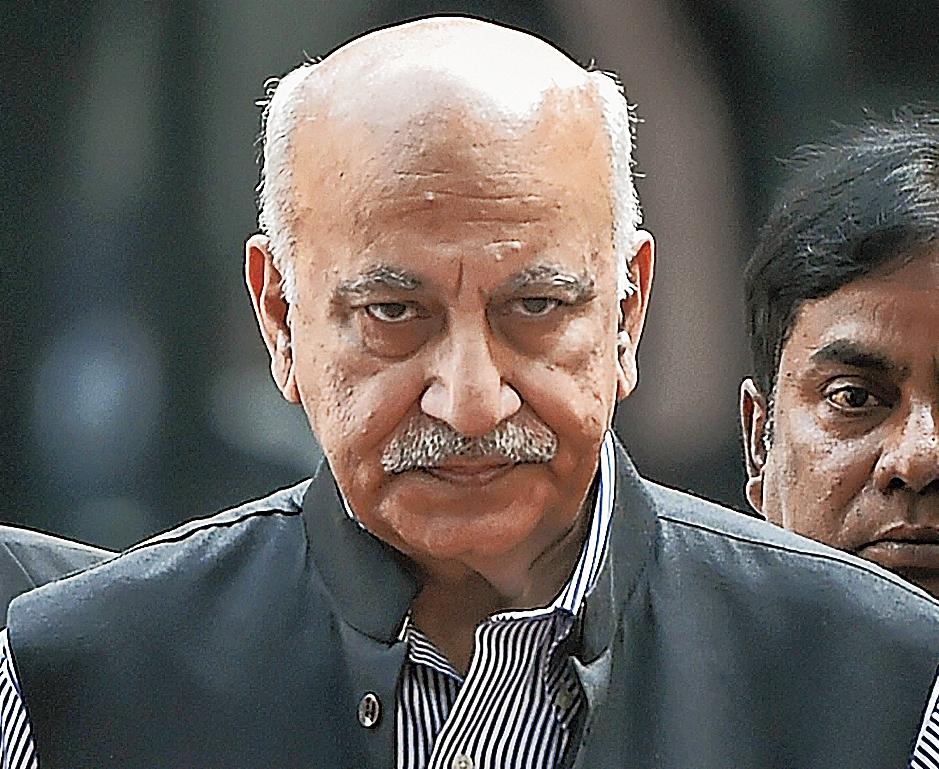 Accused of rape, Akbar says affair; wife calls charge a lie