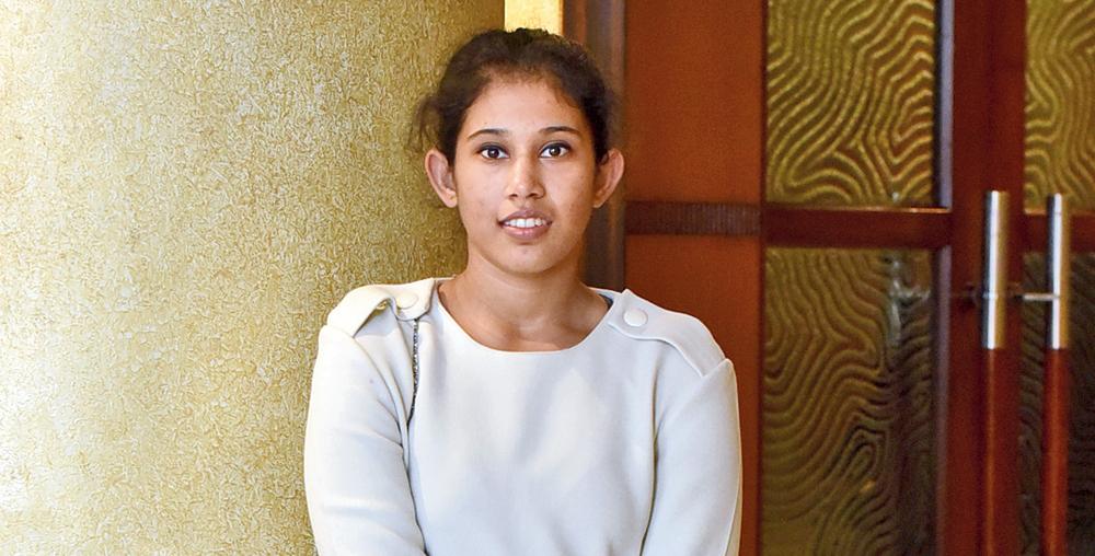Sanya Vats at Haldiram Banquet