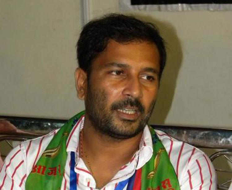 Ajsu Party chief Sudesh Mahto