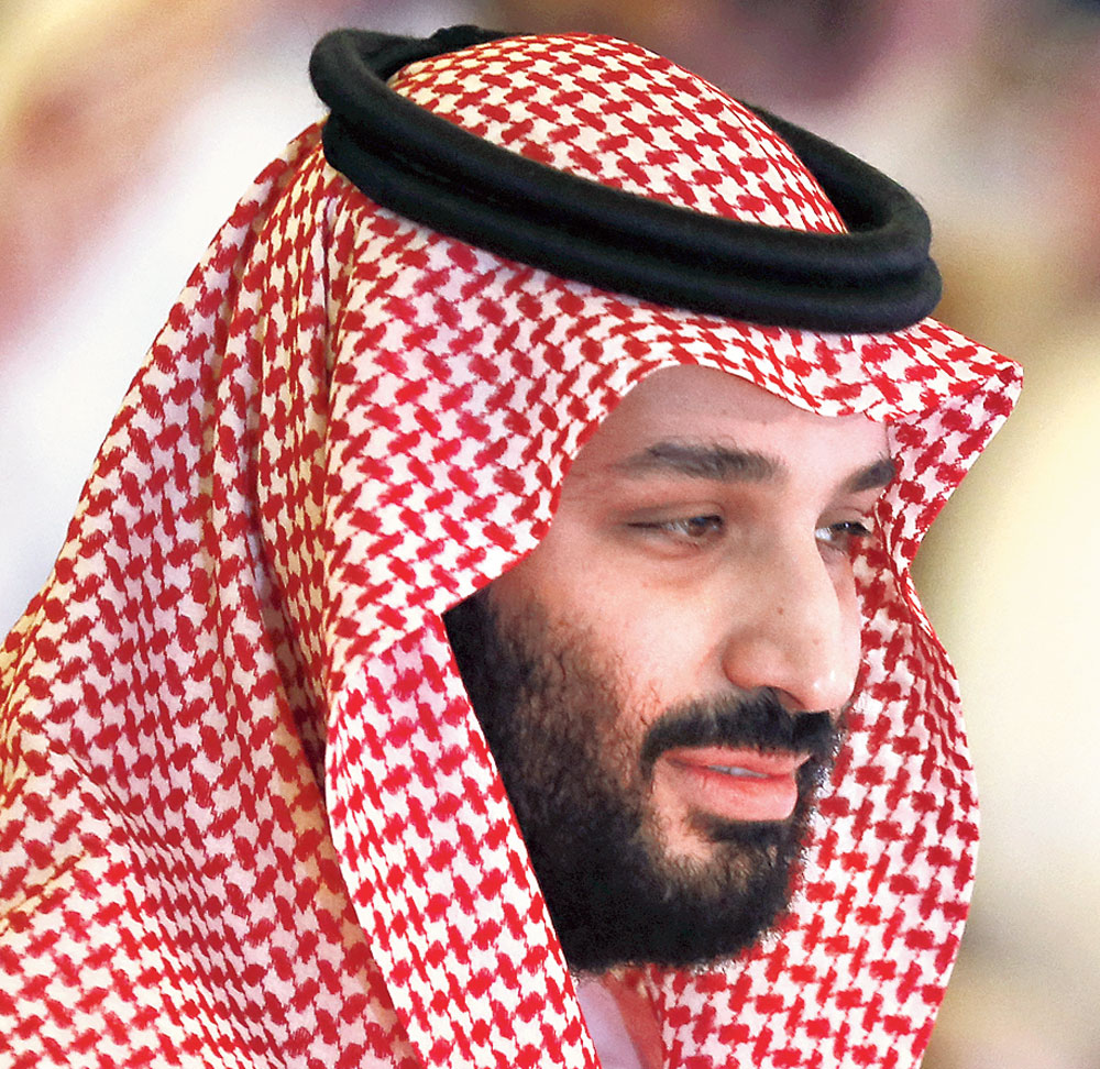 Recording 'ties' Saudi prince to Khashoggi death