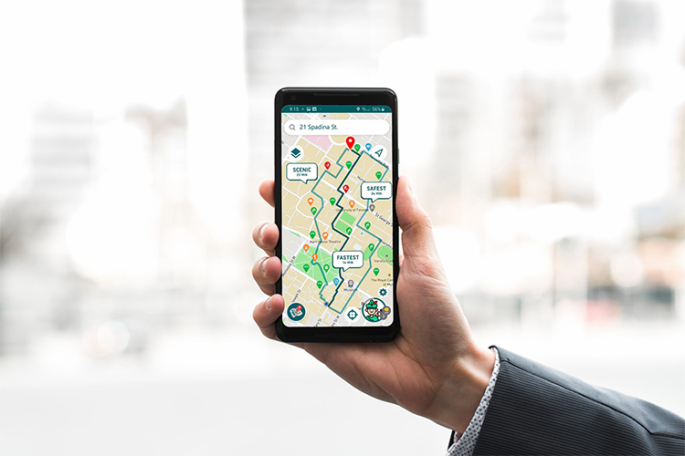 MapinHood is a new navigation app designed especially for people with low vision. It maps obsctacles that affect pedestrians, from sidewalk construction to low-hanging branches