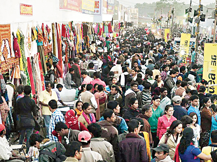 An intervention by the central government in the Pous Mela is unwarranted