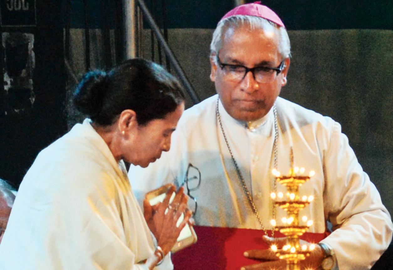 'Polarisation' on lips of Archbishop