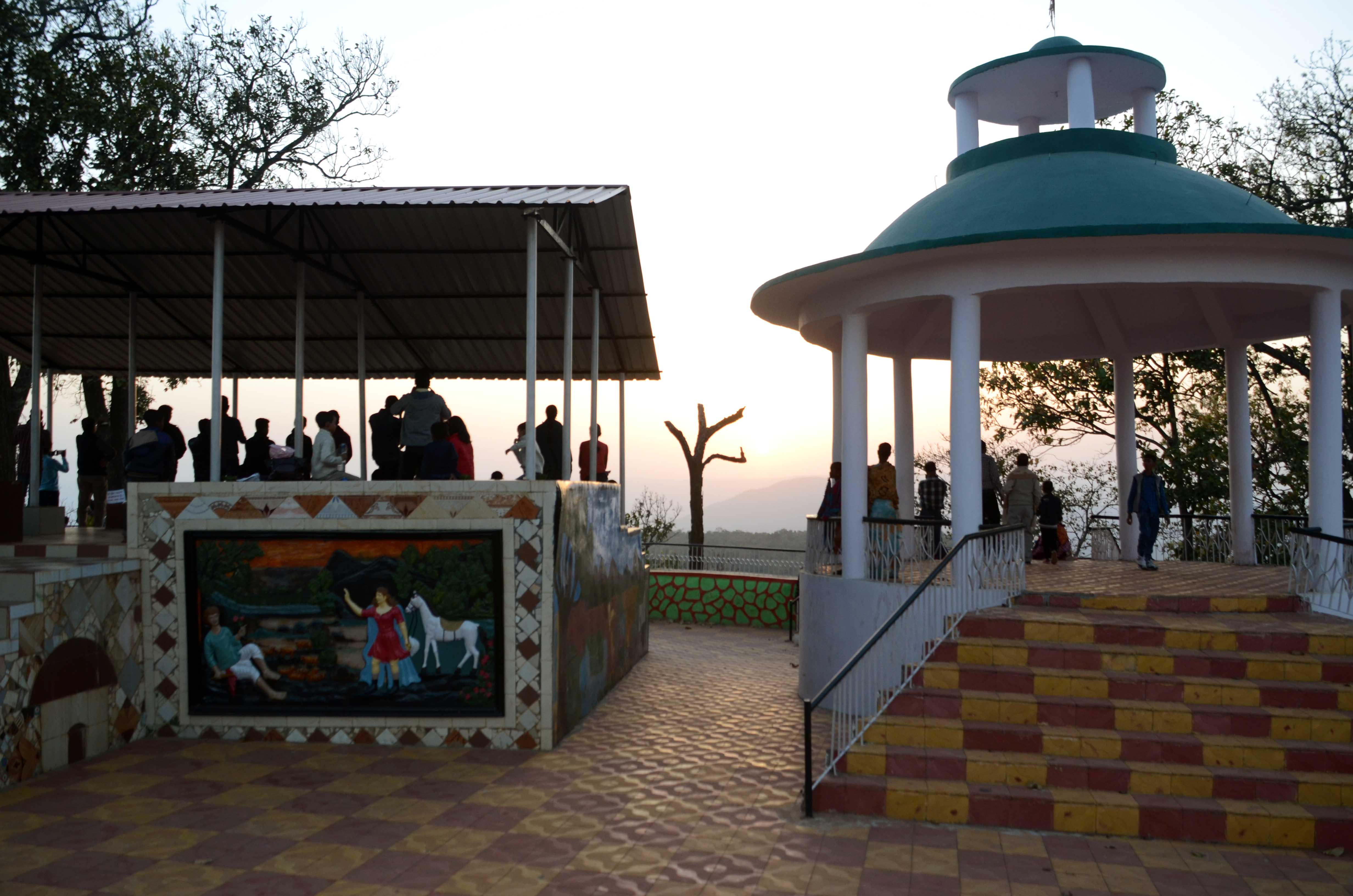 Netarhat is among the most popular tourist destinations of Jharkhand