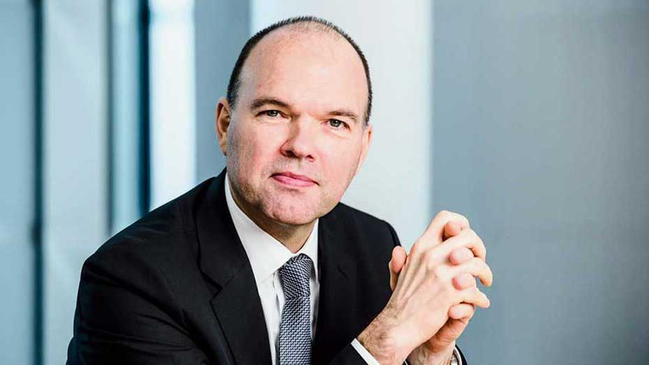 Vodafone group chief executive officer Nick Read