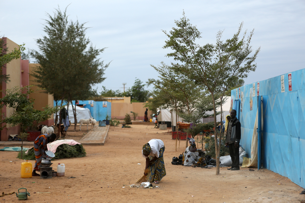 Central Mali became gripped by ethnic violence after a jihadist revolt broke out in the north of the country in 2012