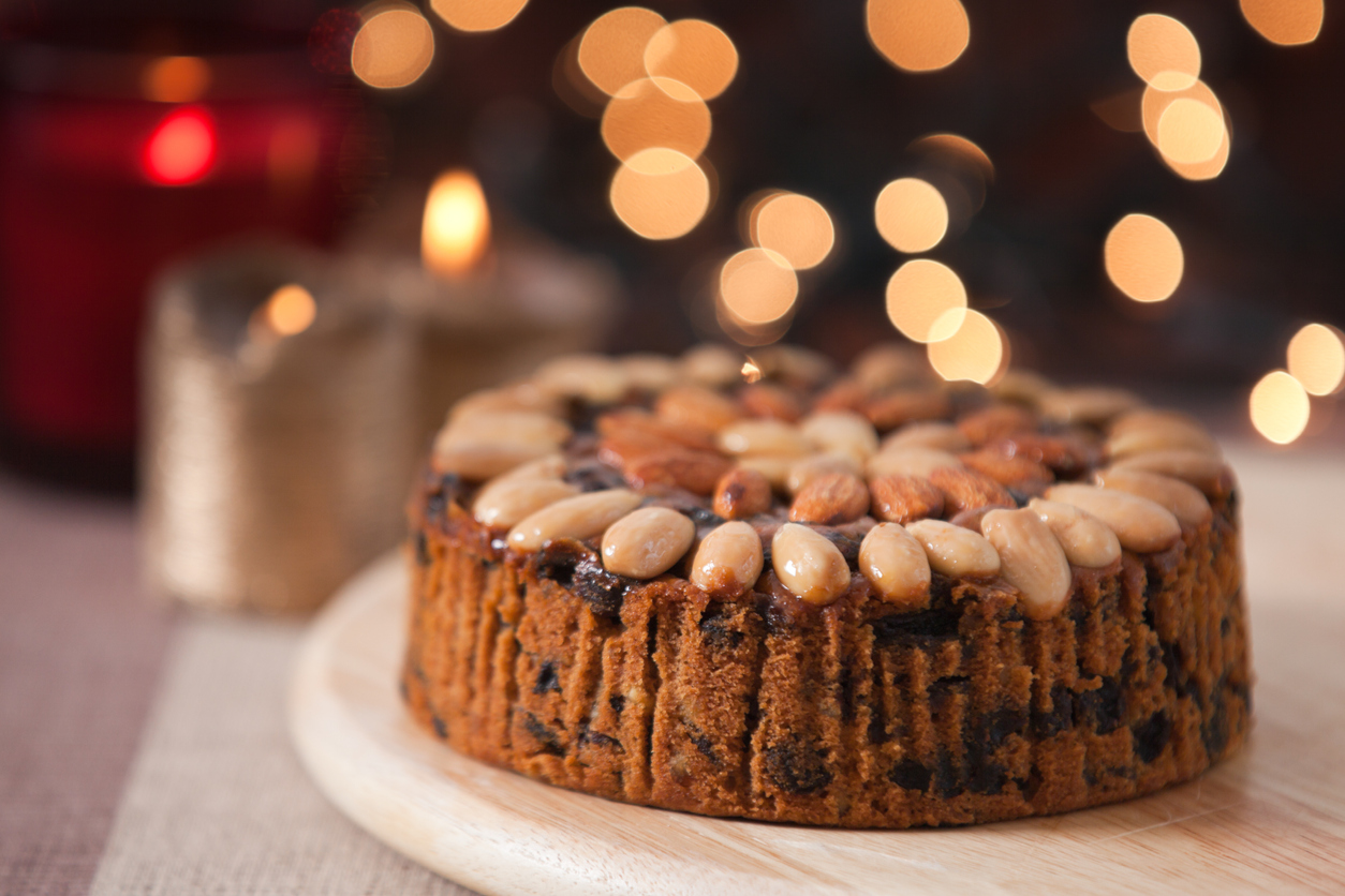 Mary, Queen of Scots was the moving force behind the Dundee cake