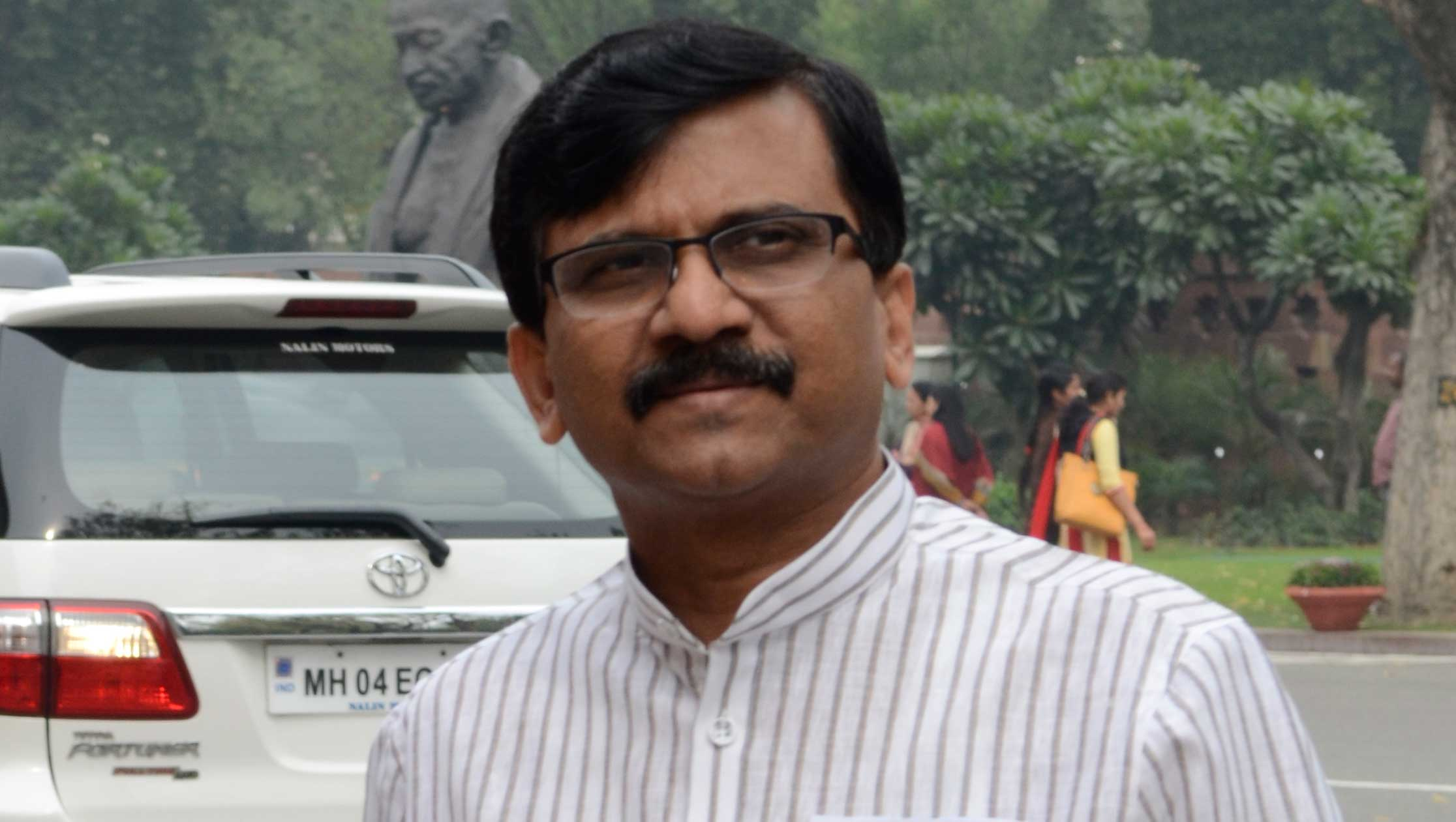 Rajya Sabha member Sanjay Raut (in picture) also claimed that the poll plunge of Sena chief Uddhav Thackeray's son Aaditya Thackeray will change the state's