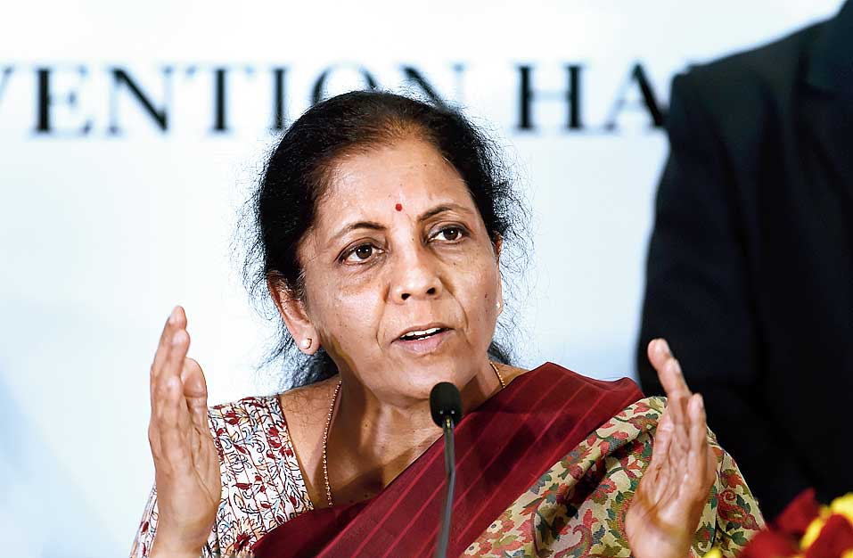 Nirmala Sitharaman gave details of the second tranche of the stimulus package announced by PM Narendra Modi.