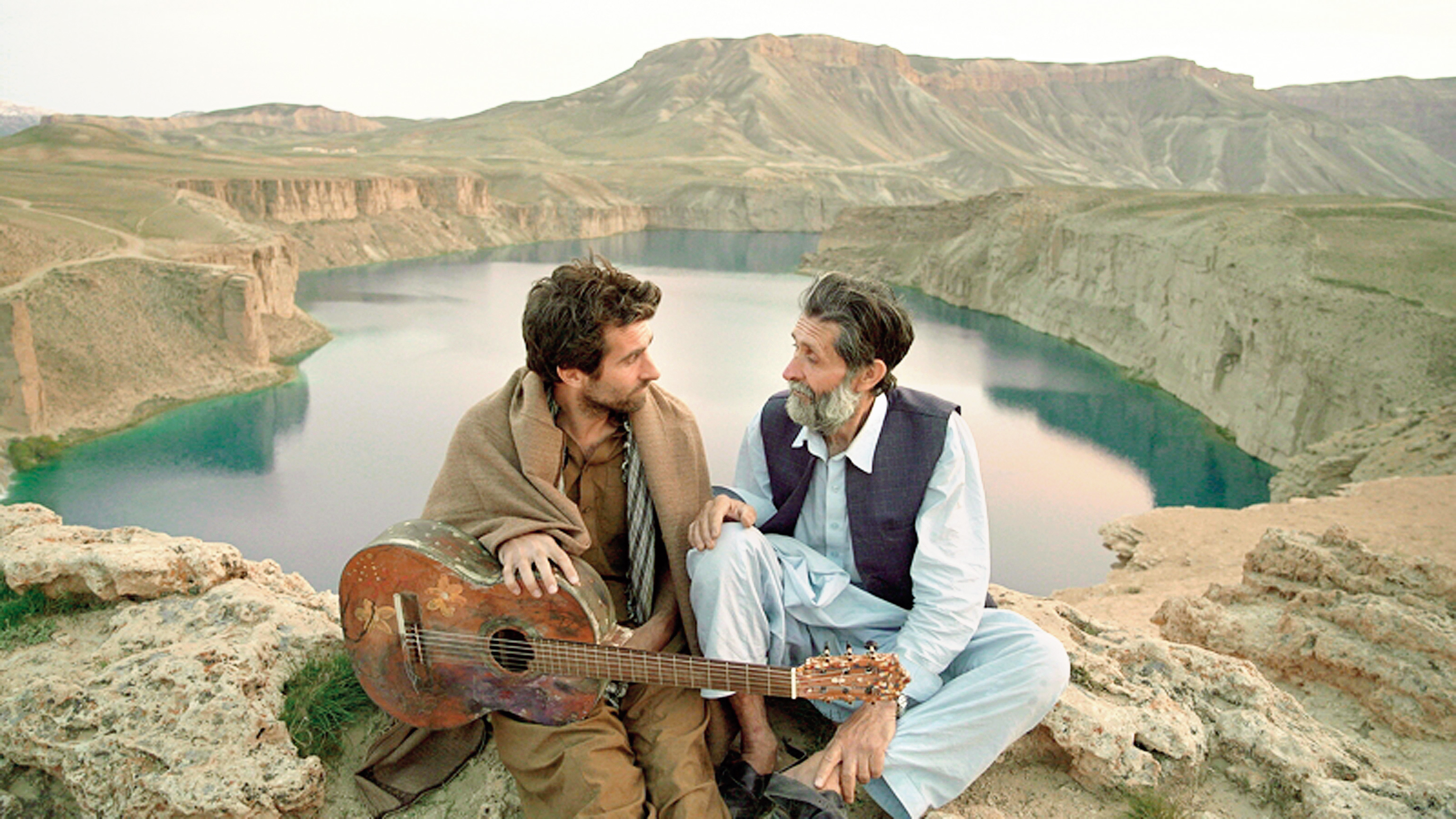 A moment from Jirga