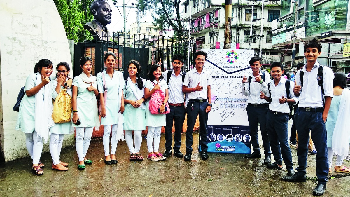 Wishes pour in for Hima - Telegraph India