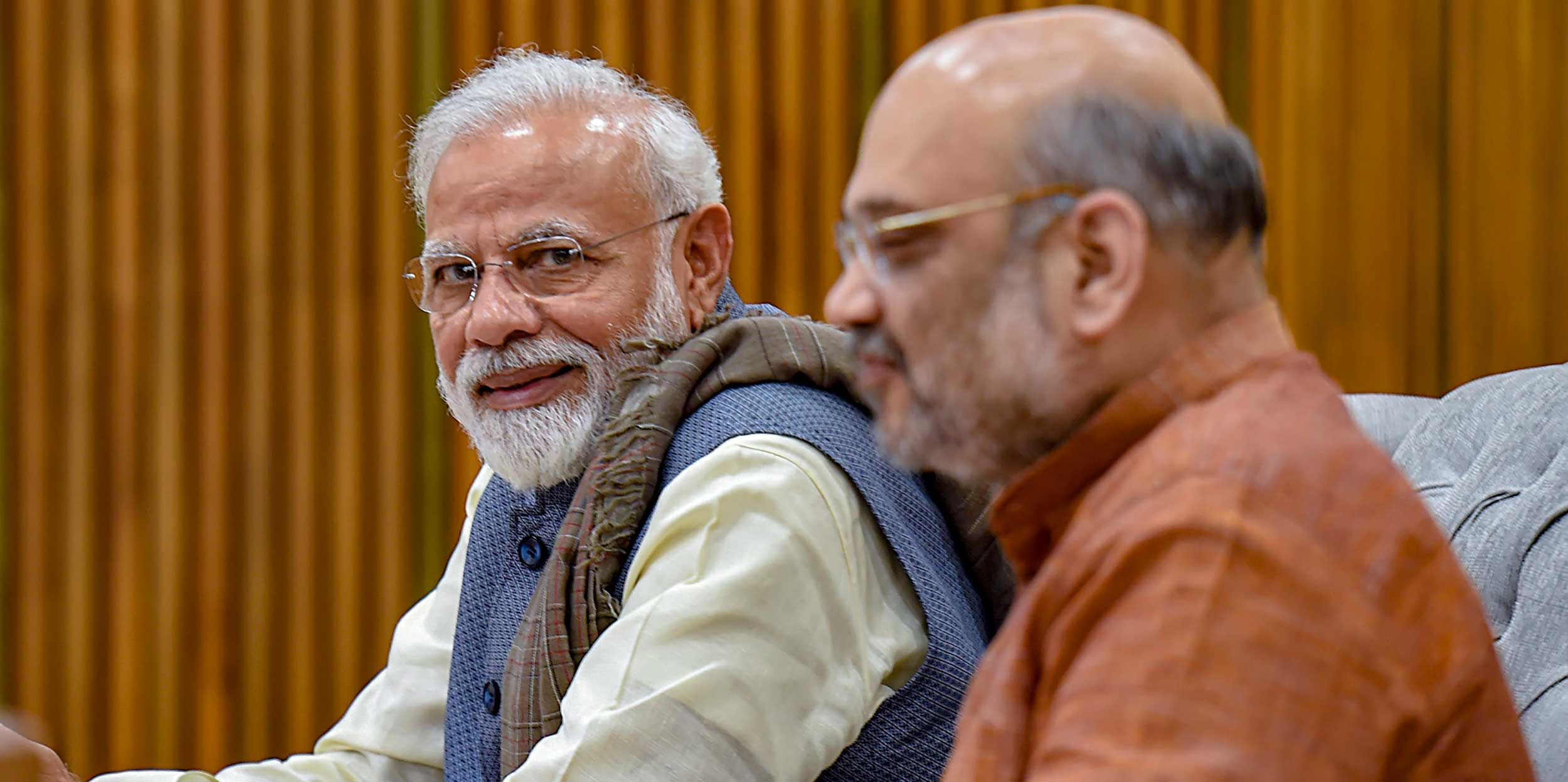 Shah replaces Advani in fort