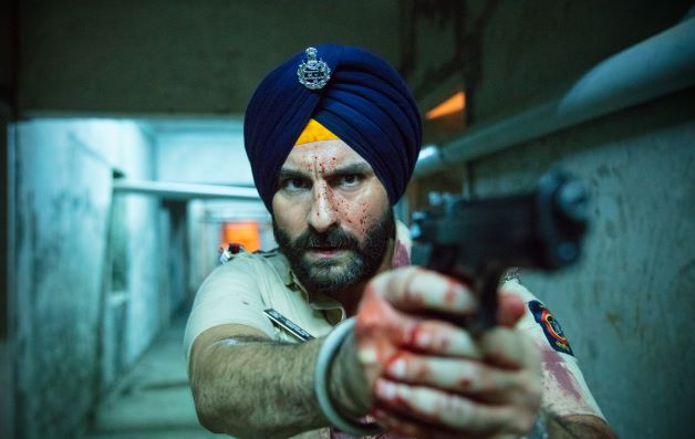 Sacred Games, the Web series, didn't need the CBFC's approval. The whole of the Internet is beyond censorship's long arm