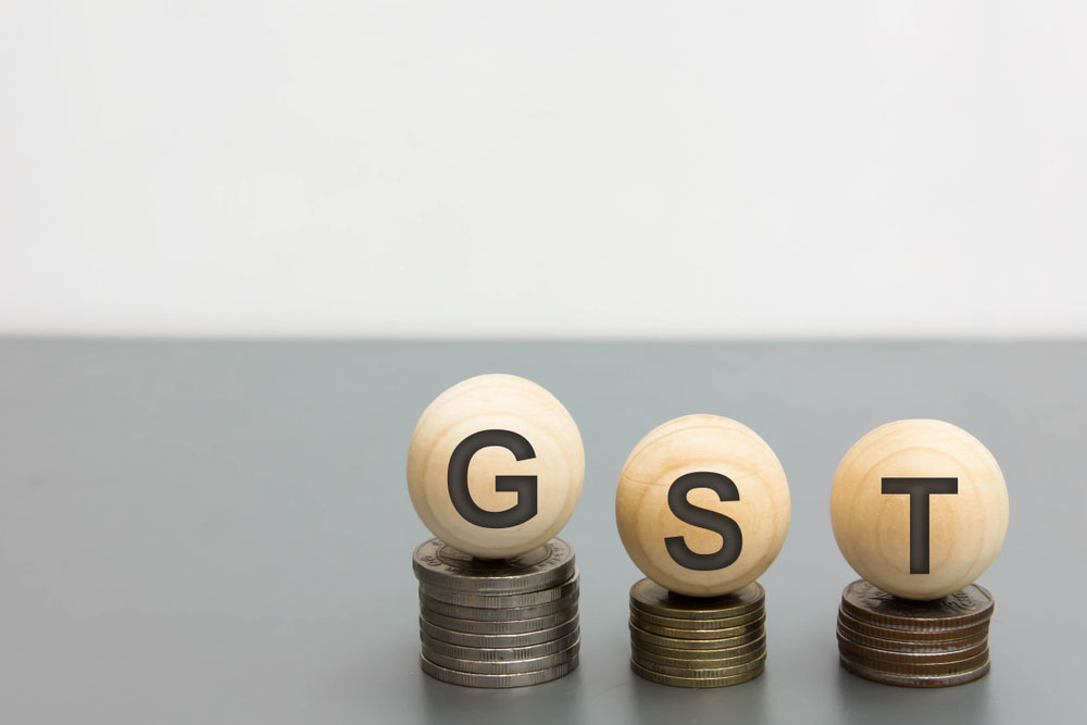 The finance ministry said 67.45 lakh businesses filed the goods and services tax (GST) returns in October and deposited Rs 1,00,710 crore as taxes.