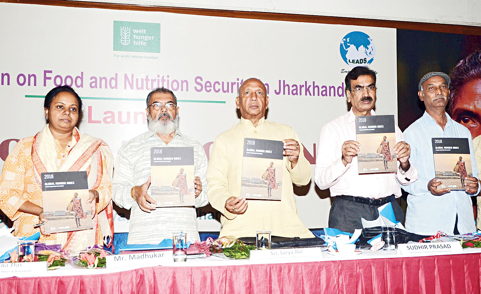 Jharkhand famished, says report