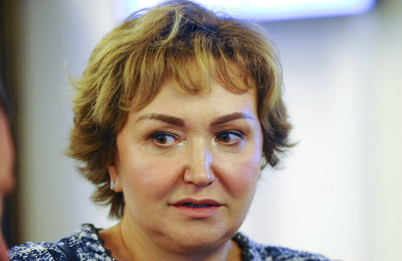Natalia Fileva, 55, was a co-owner of a conglomerate behind the Russian company S7 Airlines.