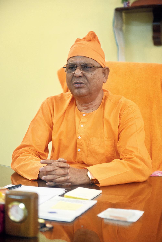 Swami Suvirananda
