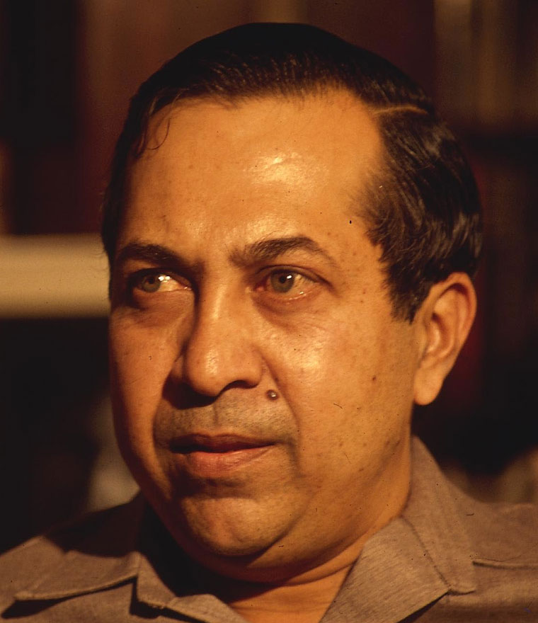 N Ram, The Hindu Publishing Group chairman