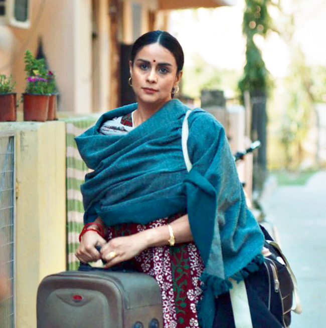 It's great to be part of great scripts. Hathi Ram is the lead, and I play the supporting role of his wife, but I am very self-assured, both as an actor and as an individual and I don't worry about things like screen time. Renu is Hathi Ram's backbone and is an important part of the story. It's such a well-made show that 90 per cent of my homework was done when I walked on to set