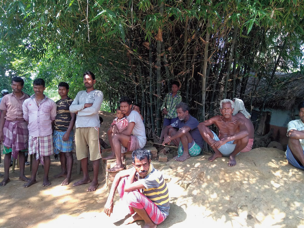 Politics kills age-old post of village head in Birbhum's Chatormath