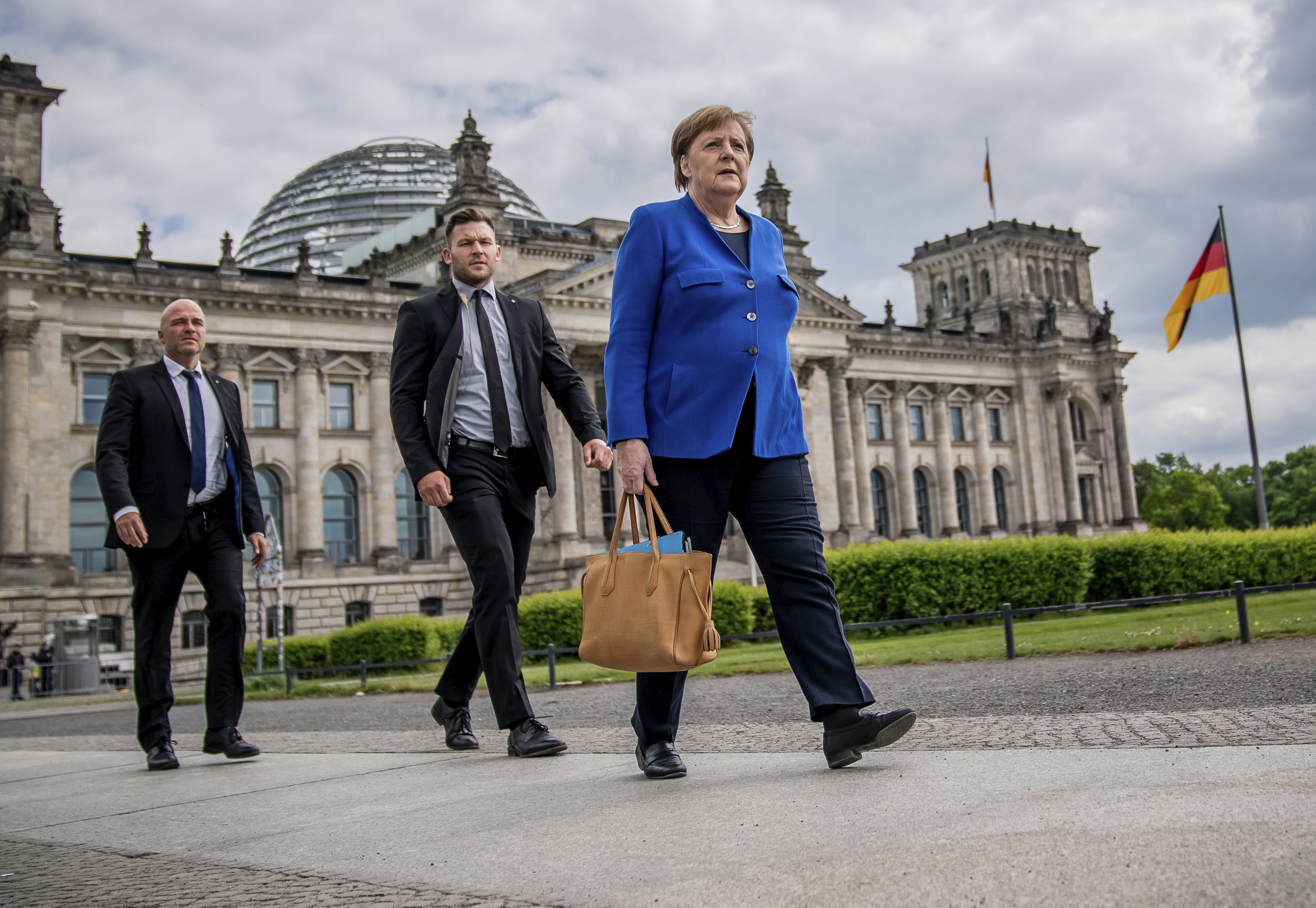 Germany plunges into recession