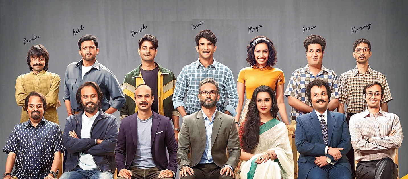 The 'Chhichhore' cast
