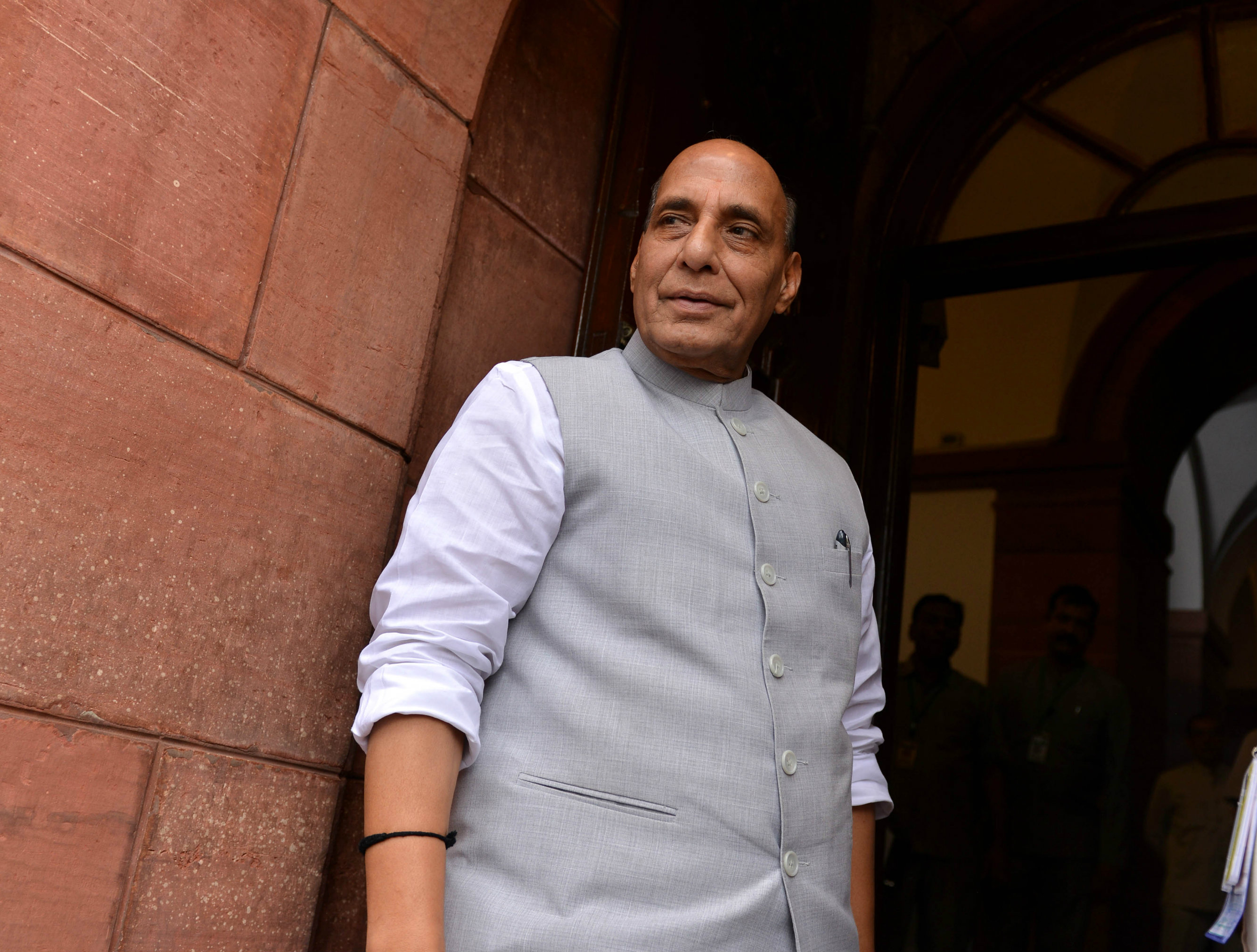 Rajnath Singh told the Lok Sabha on Friday that the BJP is