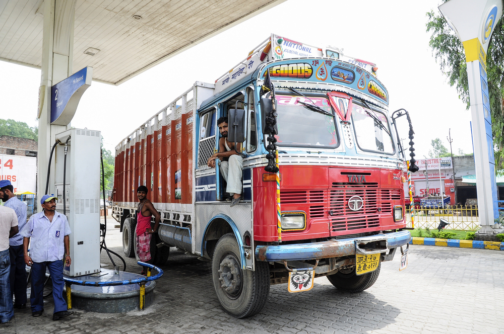 In India, approximately 70 per cent of all diesel and 99.6 per cent of petrol are used by the transport sector. Within diesel consumption in the transport sector, 86.85 per cent is used for commercial purposes
