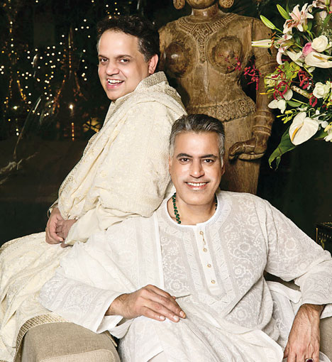 How Abu Jani And Sandeep Khosla Stay Together Telegraph India